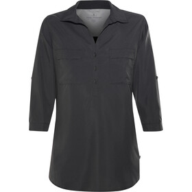 Royal Robbins Expedition Chill - T-shirt manches longues Femme - noir